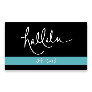 Hallelu Gift Card