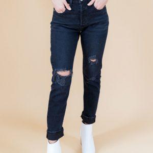 Levi's 501 Wild One Skinny Jeans
