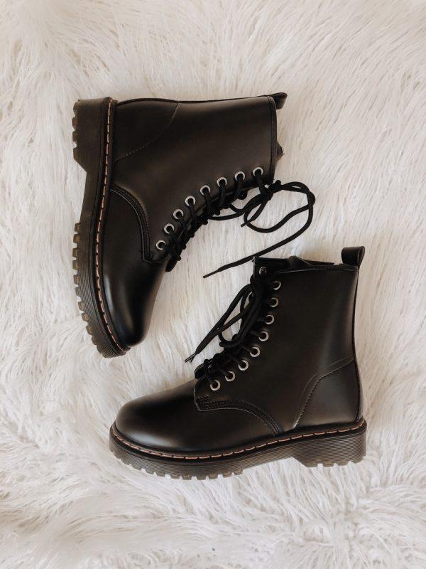 Military Brat Boots